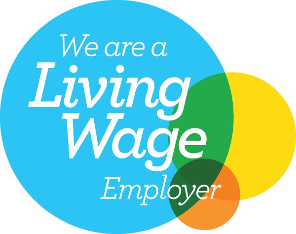 Red Loft is now accredicted as a Living Wage employer!